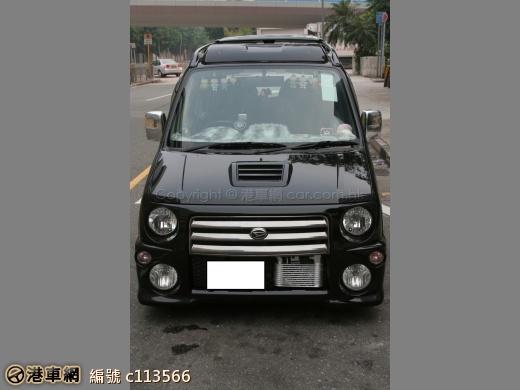 大發 Daihatsu move rs