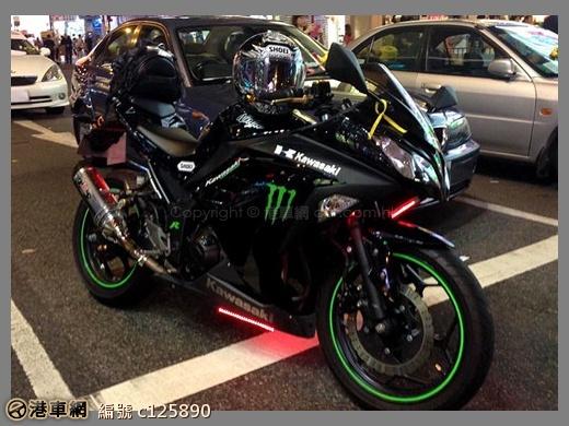 川崎 Kawasaki Ninja 300