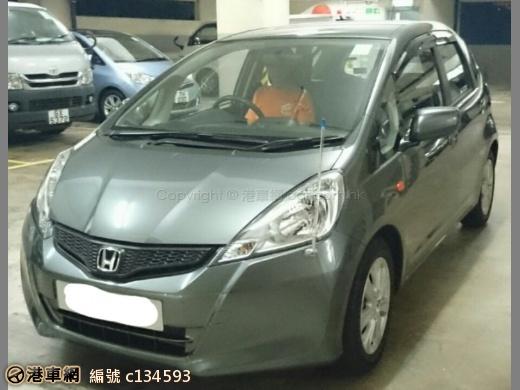 本田 Honda Jazz Deluxe