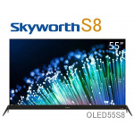 "Skyworth 55""OLED 4K Smart TV 超高清智能電視"
