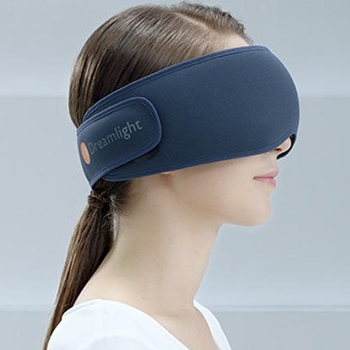Dreamlight Ease 3D貼面舒適睡眠眼罩 [2色]