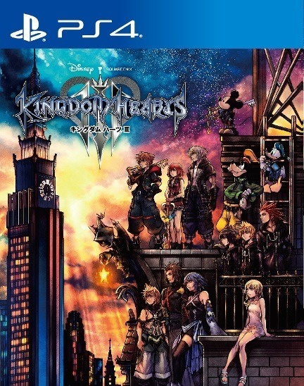 [PS4] kingdom hearts 3 王國之心3 [中文版]