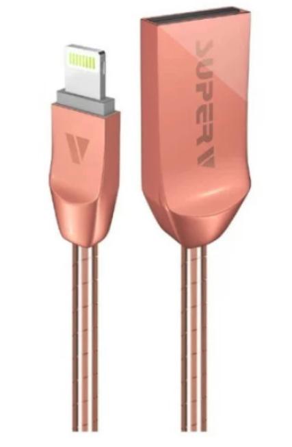 Superv 超強韌性快速充電線 [Lightning/Type-C/Micro] [3色]