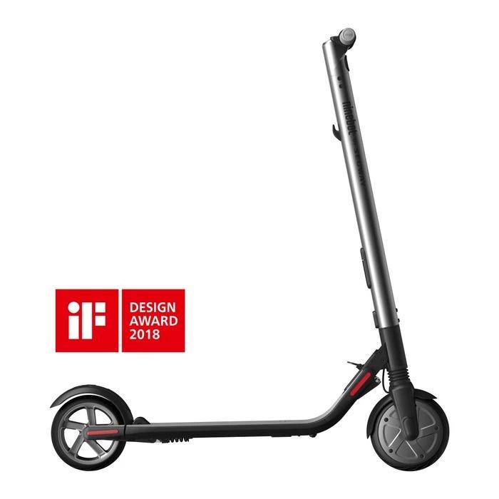 Ninebot by Segway KickScooter ES2 全能級電動滑板車