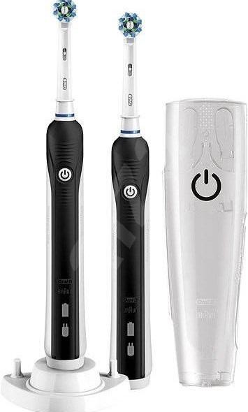 Oral-B Pro 790 CrossAction 充電式電動牙刷 [2支裝] 門市現金優惠價$480