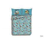 Casablanca Thomas 780針純棉印花被袋套裝 (TH005) [4尺寸]