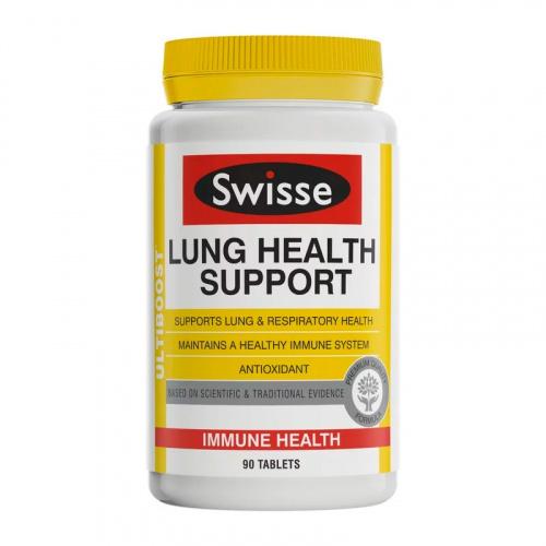 Swisse 天然草本清肺片 [90粒]
