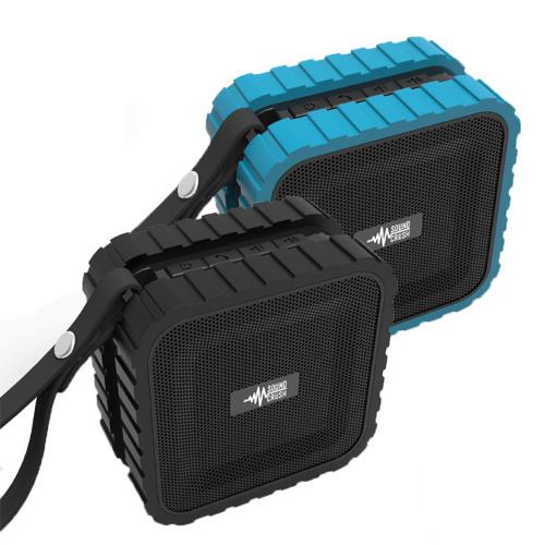 Sound Crush TANKBASS可攜式防水無線喇叭 [2色]
