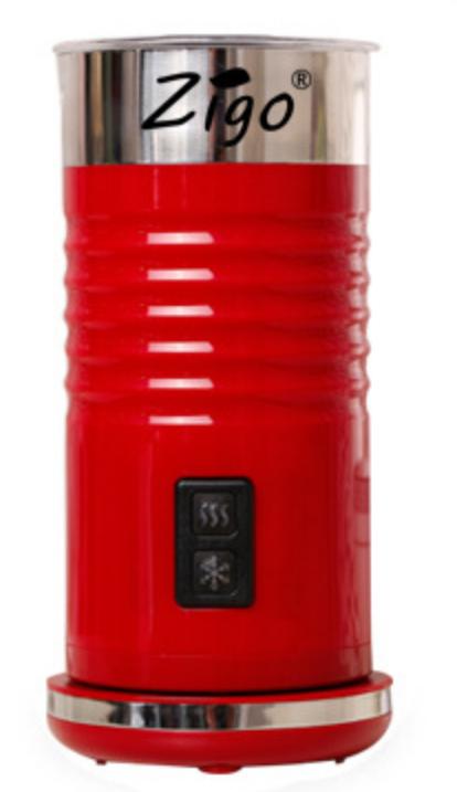 Zigo 電動冷熱奶泡機 [3色]