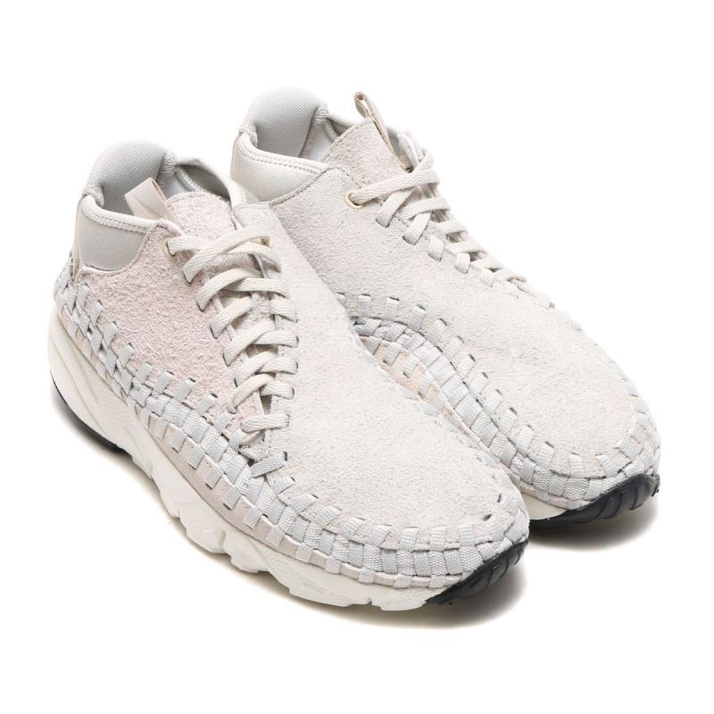 Nike Air Footscape Woven Chukka QS [灰色]