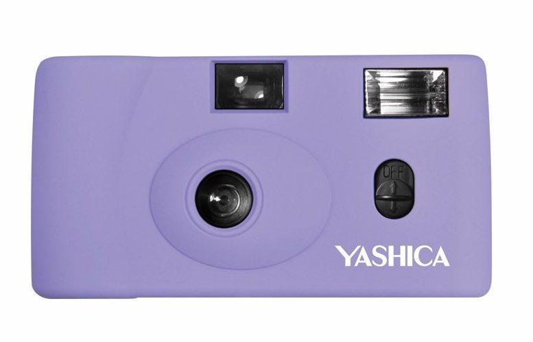 YASHICA MF-1 Snapshot 菲林相機 [9色]