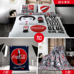 Casablanca Coca-Cola Pin Up Girl 可口可樂限定寢具套裝 (CK002+CK601/SQ271)