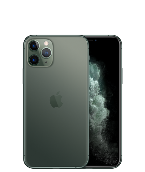 Apple iPhone 11 Pro Max 智能電話[4色] [64GB]