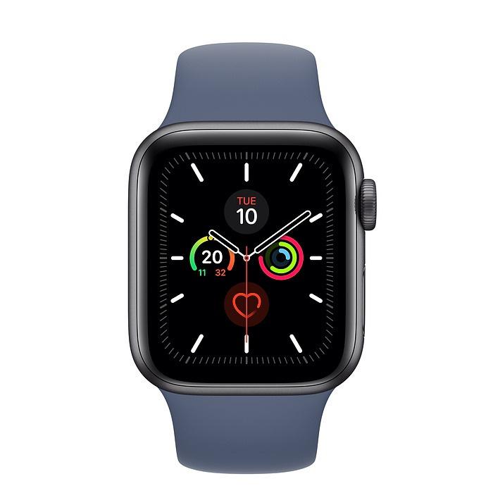Apple Watch Series 5 智能手錶 (GPS+流動網絡) [2尺寸] [9色]
