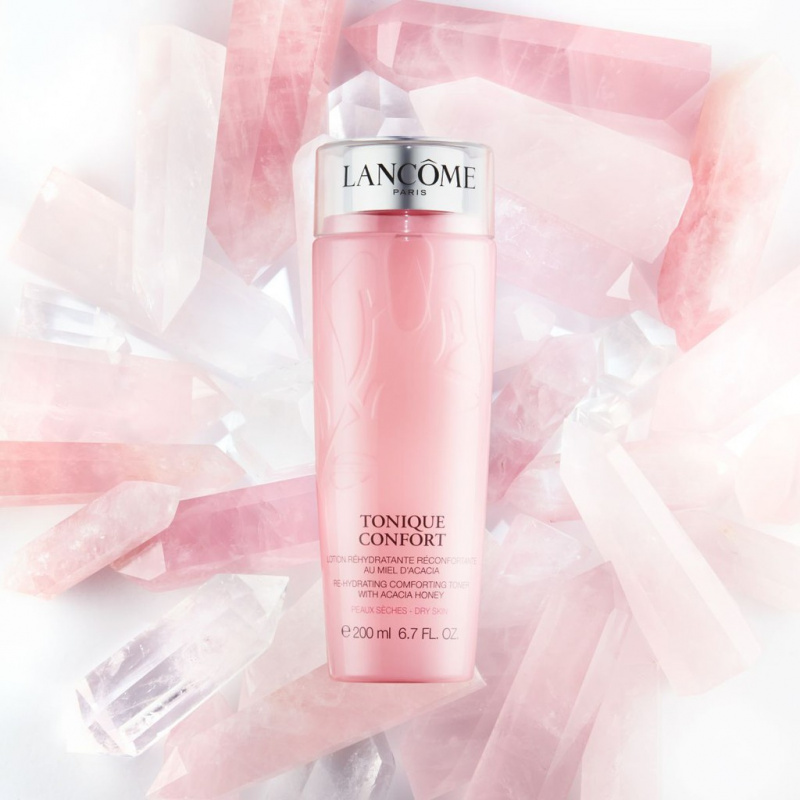 Lancome Tonique Confort 溫和保濕水 (粉紅水) [2容量]