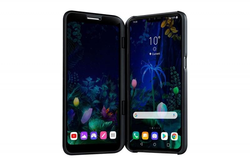 LG V50 Dual Screen LMV500EM 第2副屏幕