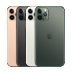 Apple iPhone 11 Pro Max 智能電話[4色] [256GB]