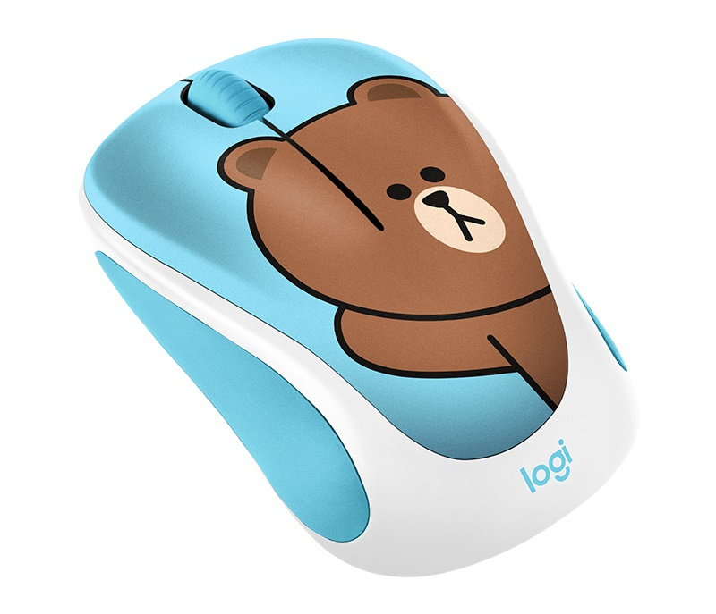 Logitech M235 LINE FRIENDS 無線滑鼠 [4款]