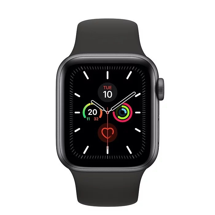 Apple Watch Series 5 智能手錶 [GPS] [40mm/44mm] [3色]