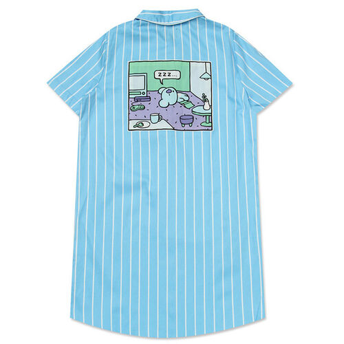 BT21 Universtar 連身裙睡衣