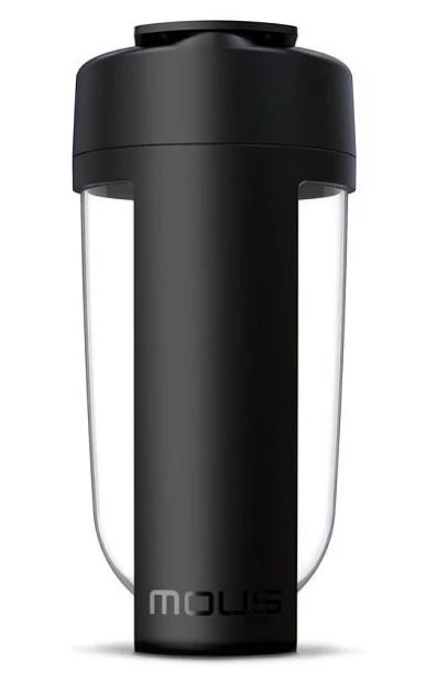 Mous Shaker Bottle 戶外運動健身防漏搖搖杯 [3色]