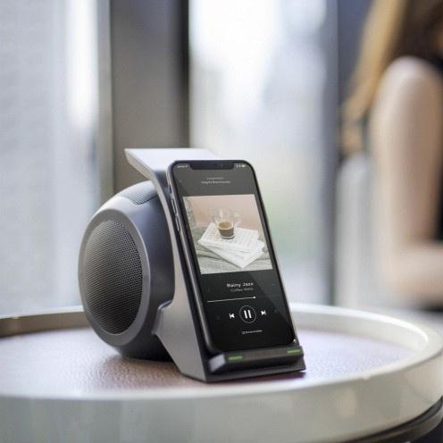 Energea WiMusic 10W 無線充電藍牙音箱