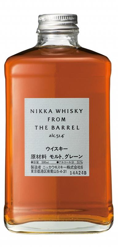 Nikka From the Barrel 鶴威士忌 500mL