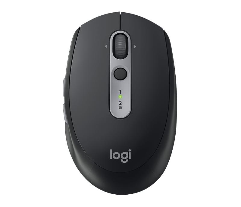 Logitech M590 多工無線靜音滑鼠[2色]