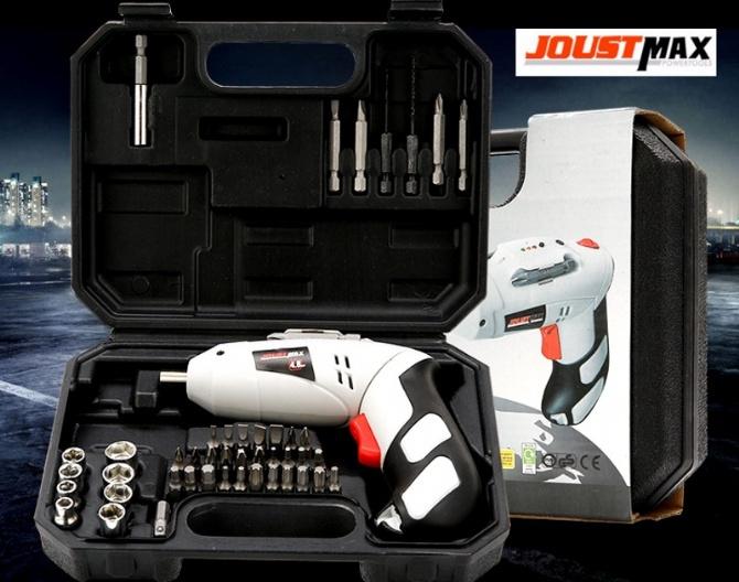 Joustmax 多功能電動螺絲批組合