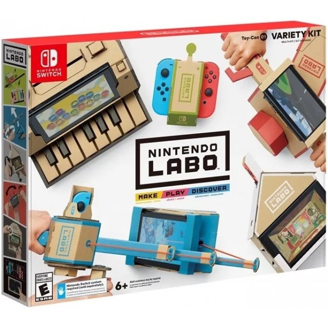 Nintendo Switch Labo Toy-Con 01 組合套裝