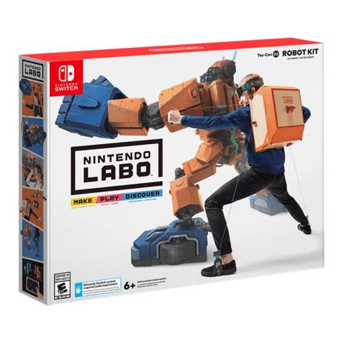 Nintendo Switch Labo Toy-Con 02 機械人套裝