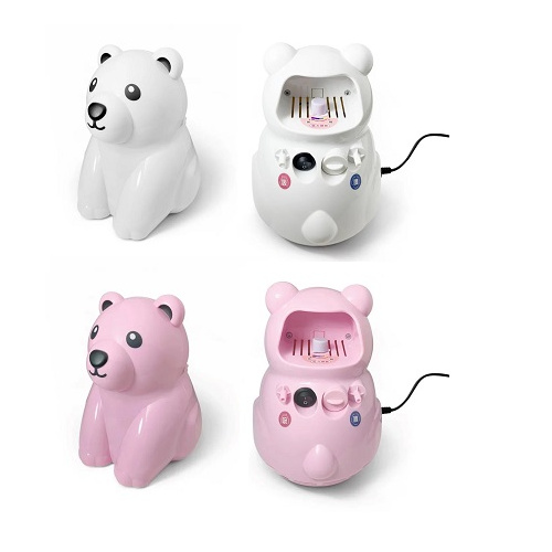 POLAR BEAR 北極熊洗鼻吸鼻噴霧機吸鼻器套裝 [2色] *香港現貨