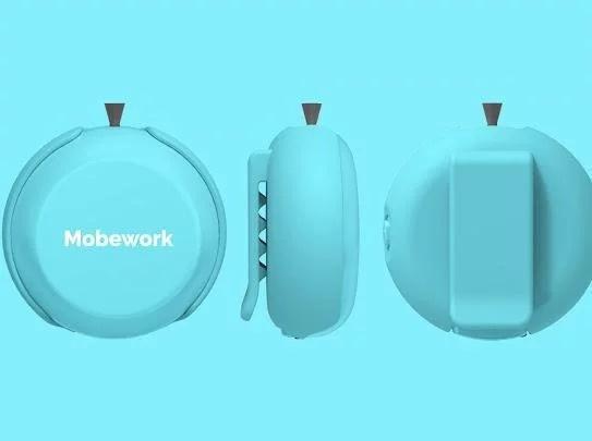 Mobework 負離子隨身空氣清新機 V2