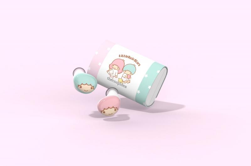 thecoopidea x Sanrio Beans Plus 真無線藍牙耳機 [3款]