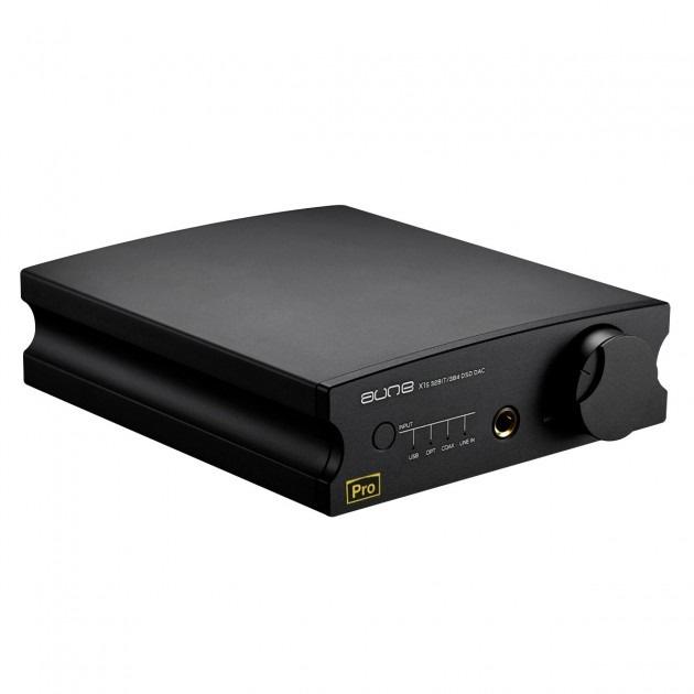 Aune X1S Pro 耳機功率放大器 [2色]