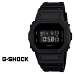 CASIO G-Shock DW-5600BB-1 電子手錶 [黑色]