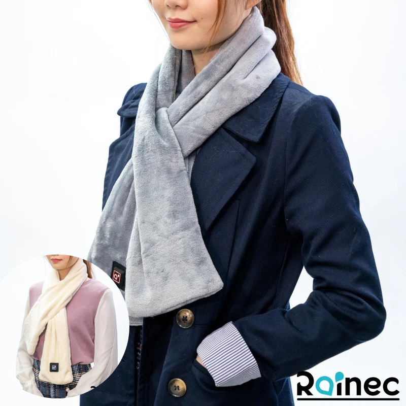 rainec 智能發熱頸巾 [2色]