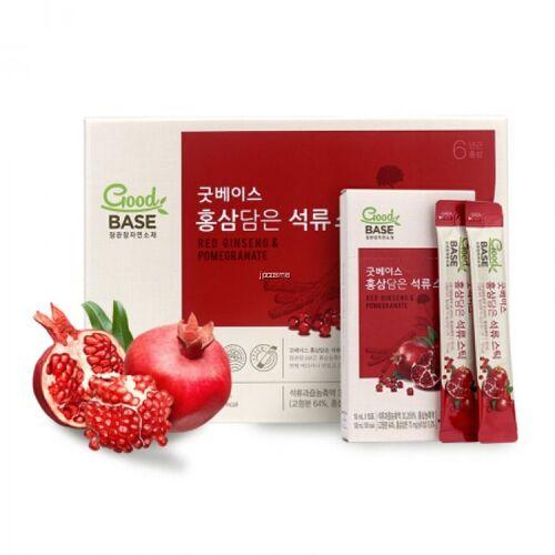 韓國正官庄 紅石榴口服液 10ml (30包)