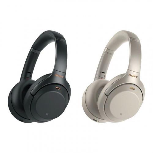 Sony WH-1000XM3 無線降噪耳機 [2色]