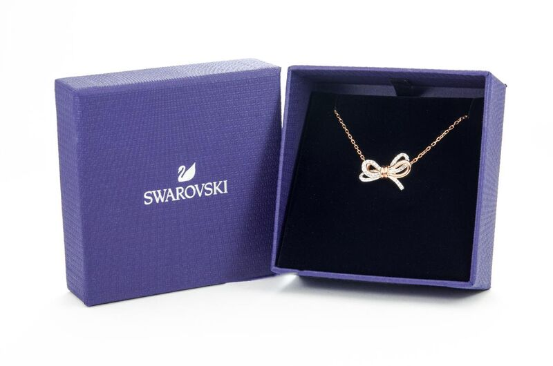 Swarovski Lifelong Bow 鏈墜 (5440636)