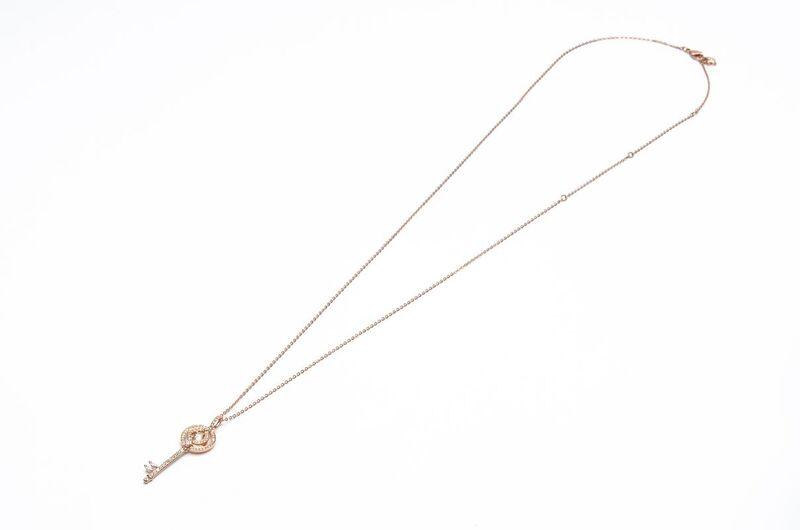 Swarovski Sparkling Dance Key 鏈墜 (5469120)