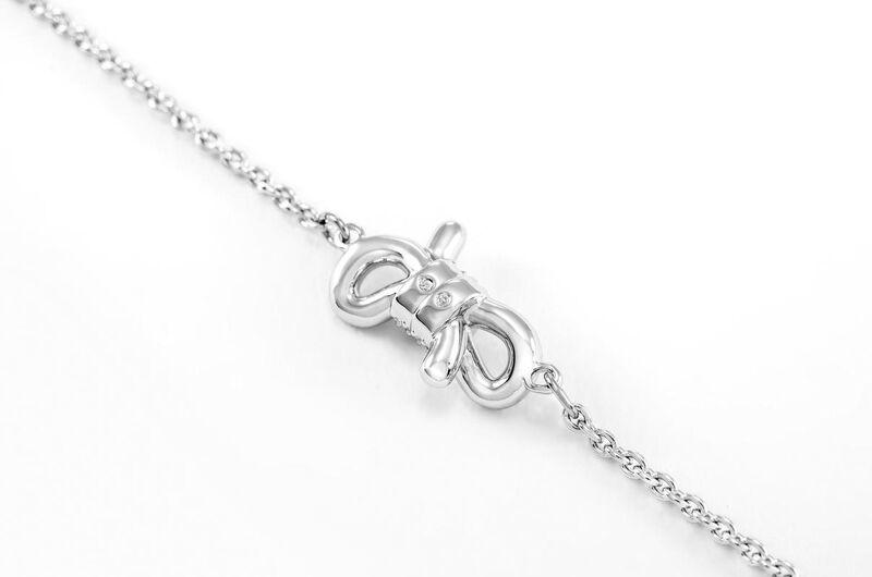 Swarovski Lifelong Bow 手鏈 (5469983)