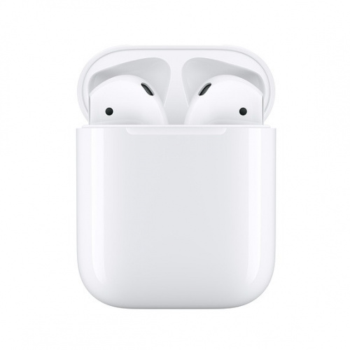 Apple AirPods 2 藍牙耳機 [有線充電盒版]