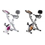 Energym X-Bike Prime 摺合式組裝健身單車 [2色] [Gogovan免運]