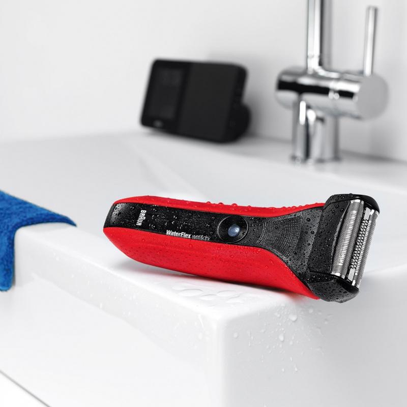 🇯🇵日本版獨家提供一年原廠保養🇯🇵 Braun WF2s WaterFlex 水感科技電鬚刨