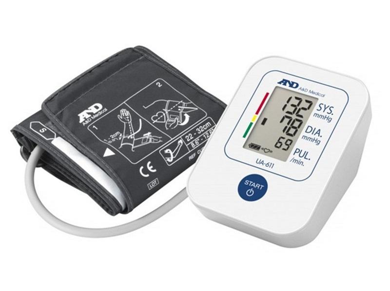 A&D UA-611 手臂式血壓計