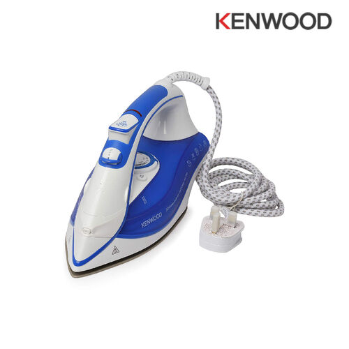 Kenwood 蒸氣熨斗ISP600BL