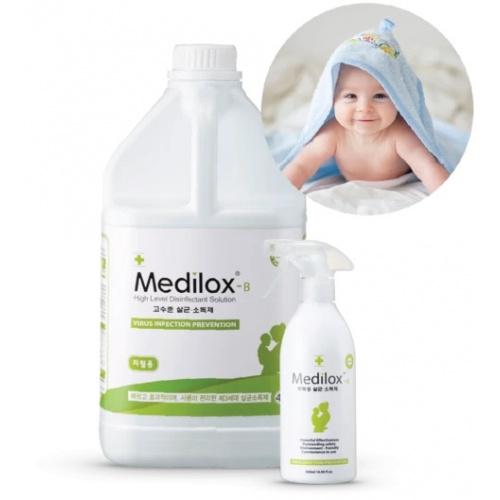 Medilox-B 美滴樂-B 次氯酸消毒液 (嬰幼兒配方)
