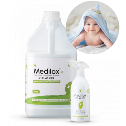 Medilox-B 美滴樂-B 天然消毒殺菌劑 (嬰幼兒配方)