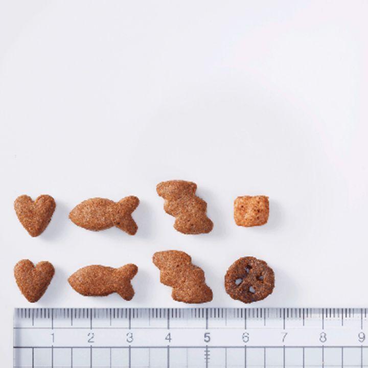 日版Unicharm【海鮮配各種風味魚】(低熱量)銀湯匙貓專用零食 60g【市集世界 - 日本市集】